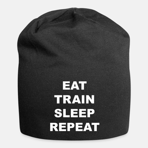 Eat train sleep repeat ats