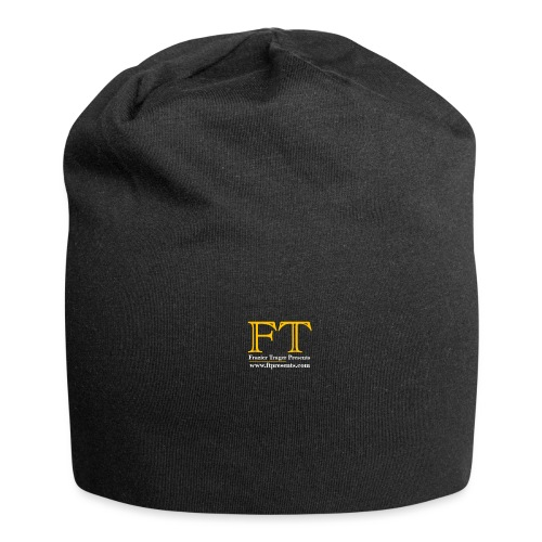 FT Logo Clear 300dpi - Jersey Beanie