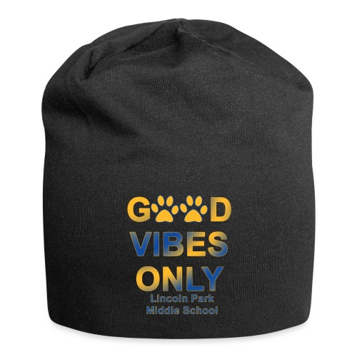 Good Vibes Only - Jersey Beanie