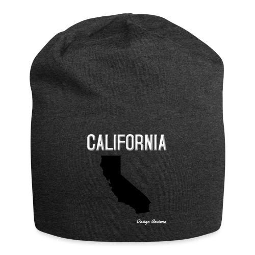CALIFORNIA WHITE - Jersey Beanie