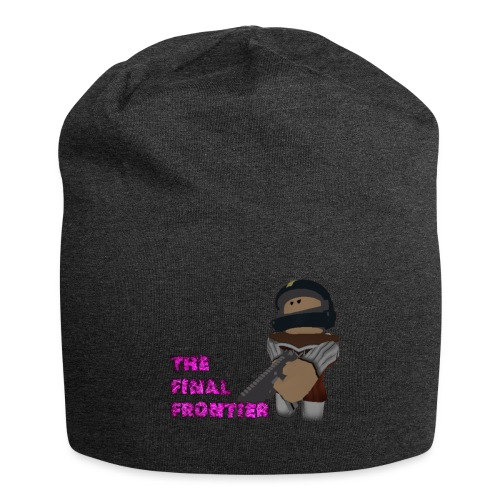 The Final Frontier Sports Items - Jersey Beanie