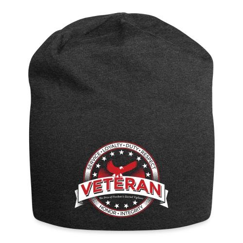 Veteran Soldier Military - Jersey Beanie
