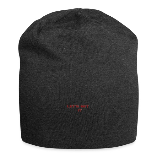 Let's Get It - Jersey Beanie