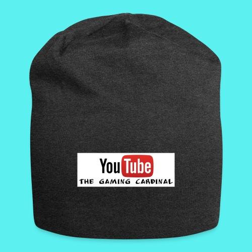 Youtube temp logo - Jersey Beanie