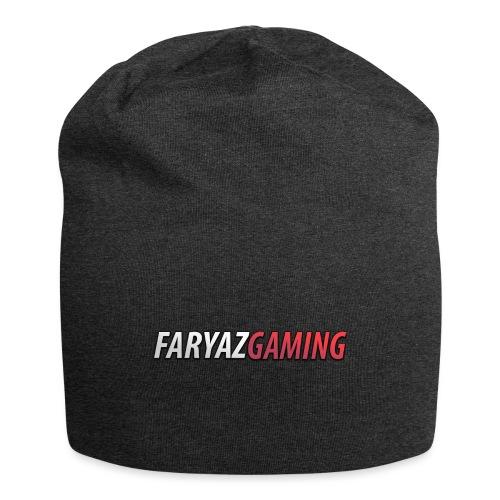 FaryazGaming Text - Jersey Beanie