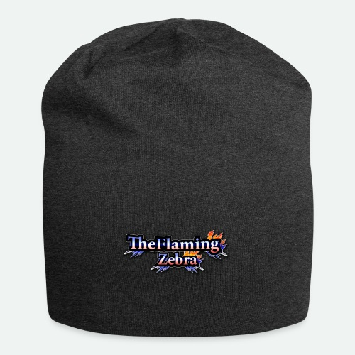 BIG TheFlamingZebra Logo - Jersey Beanie