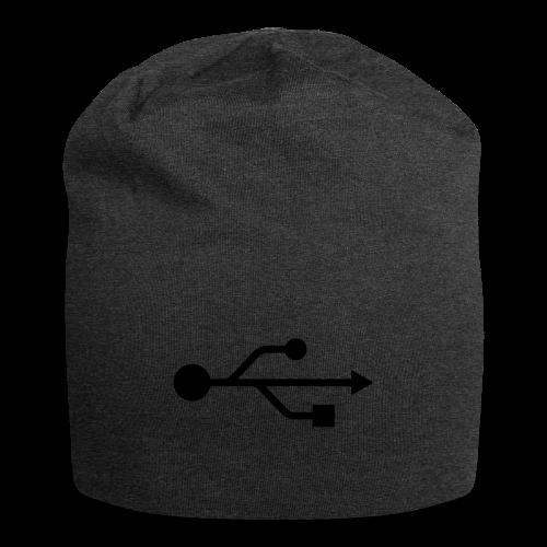 Small USB Logo Left Chest - Jersey Beanie