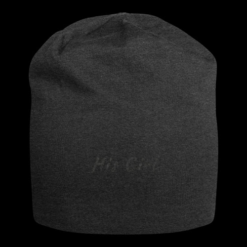 His Girl - Jersey Beanie