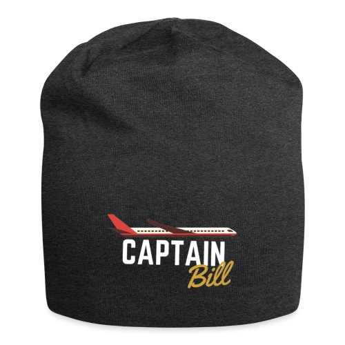 Captain Bill Avaition products - Jersey Beanie
