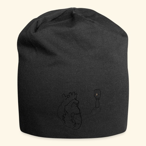 Wounded Heart - Jersey Beanie