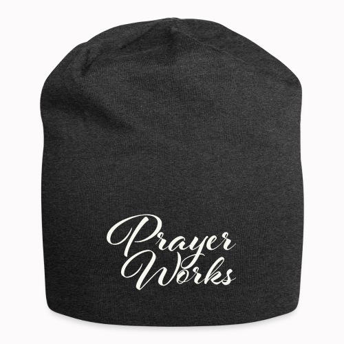 Prayer Works - Jersey Beanie