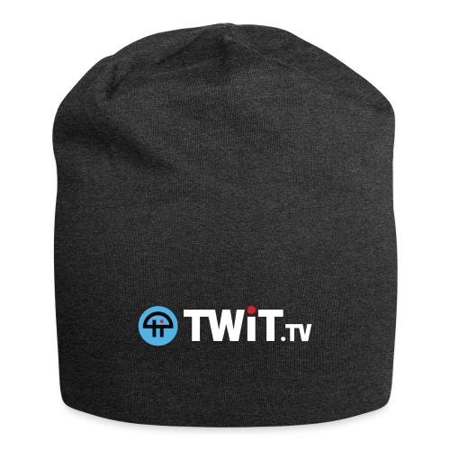 TWiTtv White Logo - Jersey Beanie
