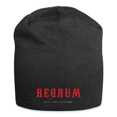 REDRUM - Jersey Beanie