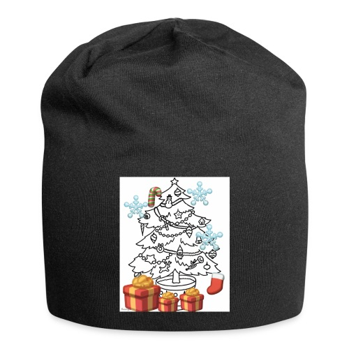 Christmas is here!! - Jersey Beanie