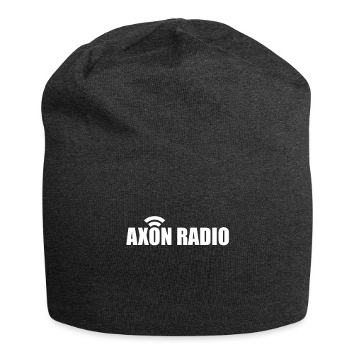 Axon Radio | White night apparel. - Jersey Beanie