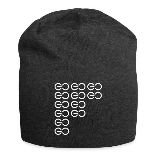 GOGOGO single colour - Jersey Beanie