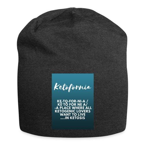 Ketofornia - Jersey Beanie