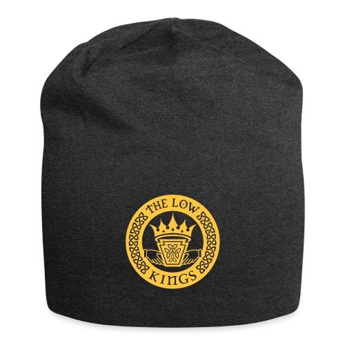 Gold logo - Jersey Beanie