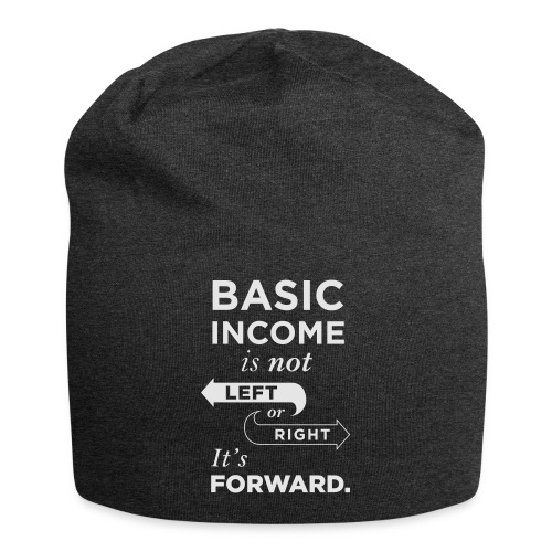 Basic Income Arrows V.2 - Jersey Beanie
