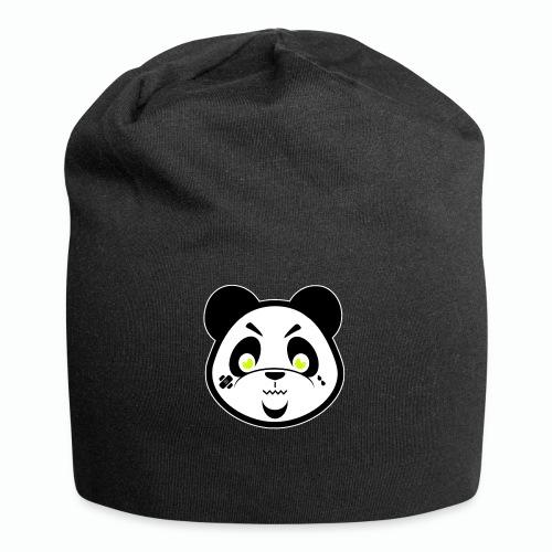 #XQZT Mascot - Focused PacBear - Jersey Beanie