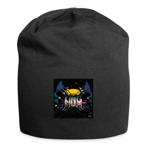 ones wolverine was a king!! - Jersey Beanie