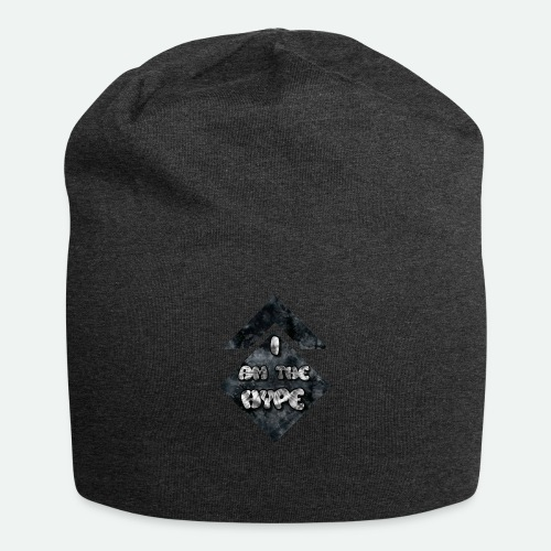 I AM THE HYPE - Jersey Beanie