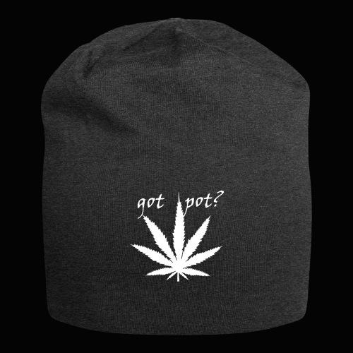 got pot? - Jersey Beanie
