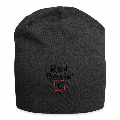 Red Boxin' It! [fbt] - Jersey Beanie
