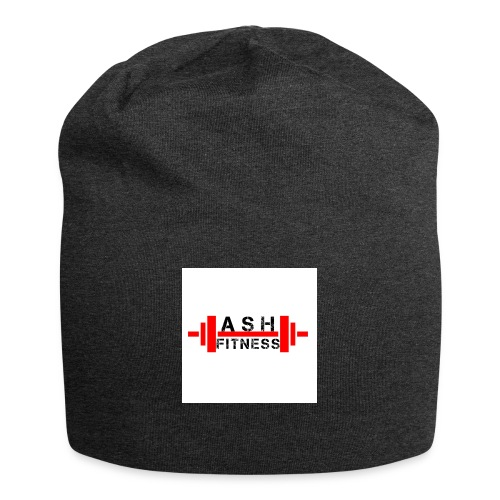 ASH FITNESS MUSCLE ACCESSORIES - Jersey Beanie