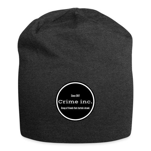 Crime Inc Small Design - Jersey Beanie