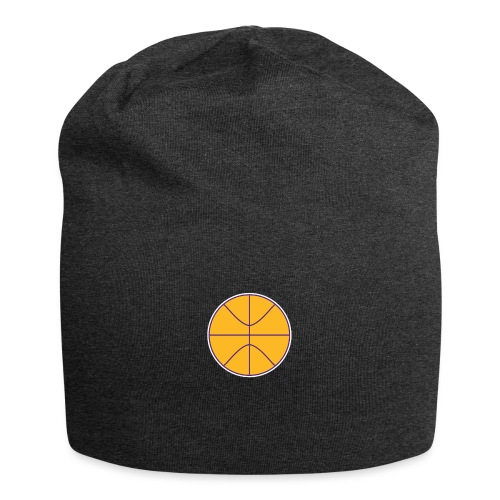 Basketball purple and gold - Jersey Beanie