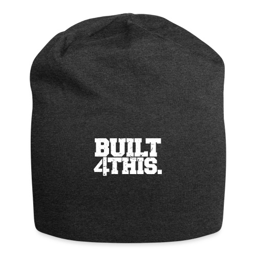 Built 4 This - Jersey Beanie