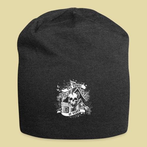 hoh_tshirt_skullhouse - Jersey Beanie