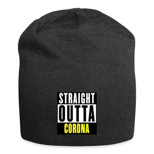 Straight Outta Corona - Jersey Beanie