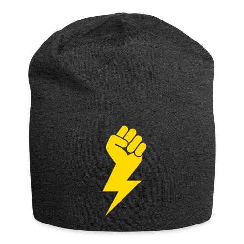 Power Fist - Jersey Beanie