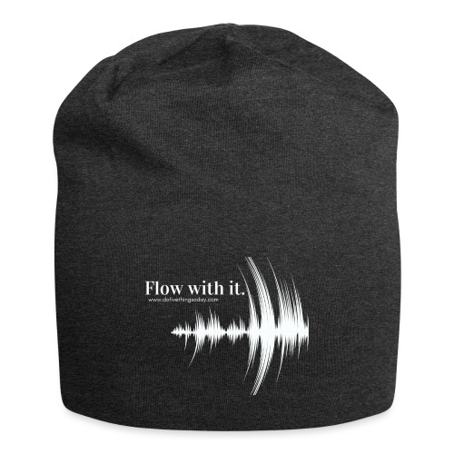 Flow With It - Jersey Beanie