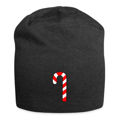 Candy Cane - Jersey Beanie