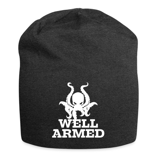 Well Armed Octopus - Jersey Beanie