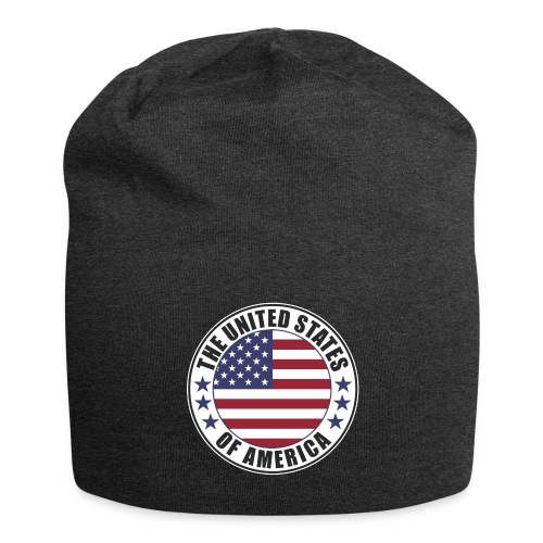 The United States of America - USA - Jersey Beanie