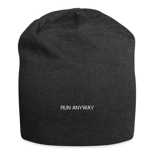 RUN ANYWAY - Jersey Beanie