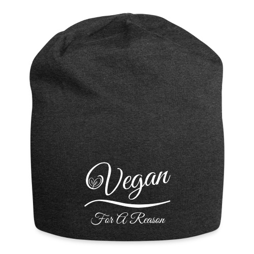 Vegan For A Reason - Jersey Beanie