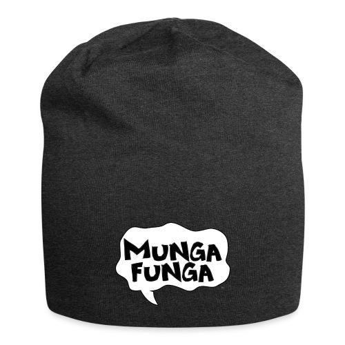MUNGA FUNGA - Jersey Beanie
