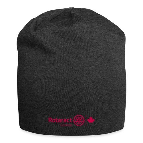 Rotaract Canada Cranberry Masterbrand - Jersey Beanie