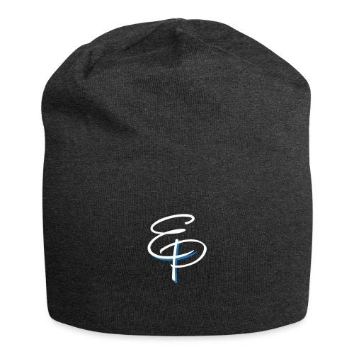 EP Letter Logo - Jersey Beanie
