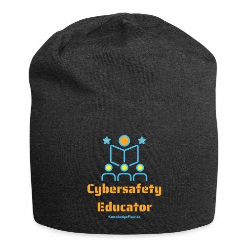 Cybersafety Educator - Jersey Beanie