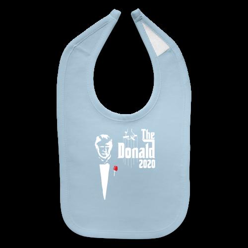 The Donald 2020 Godfather - Baby Bib