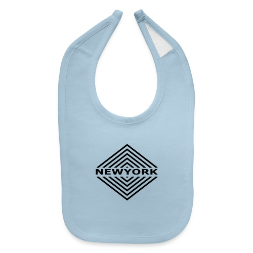 Newyork City by Design - Baby Bib