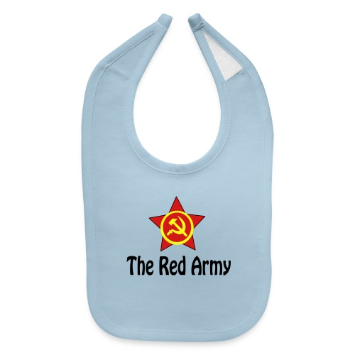 The Red Army - Baby Bib