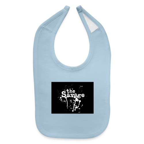 the savage - Baby Bib