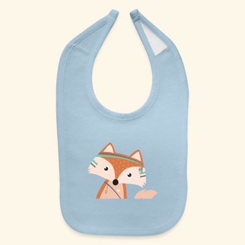 Felix Fox - Baby Bib